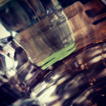 Jars Reflection